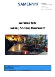 werkplan 2020